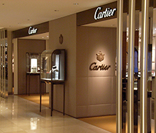free shipping 072d4 db8d5 Cartier(カルティエ) 伊勢丹新宿店:新宿ジュエリー ...